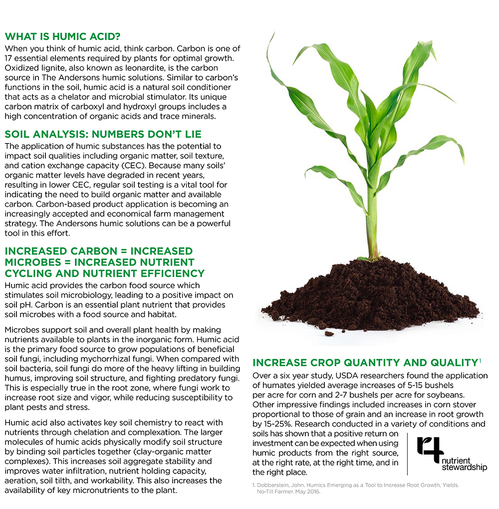 what is humic acid