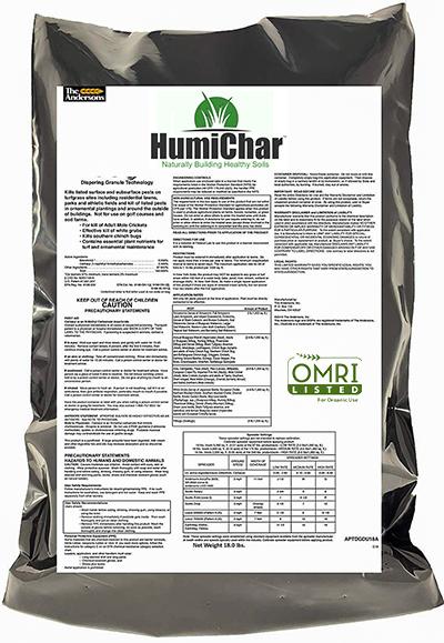 order 40 pound humichar