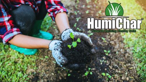 humichar organic soil treatment